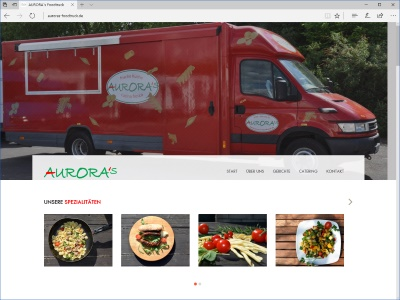 Auroras Foodtruck